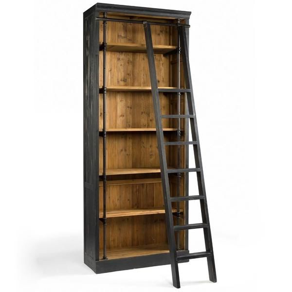 Bookcase, Ladder Bookcase (Gallery 10 of 20)