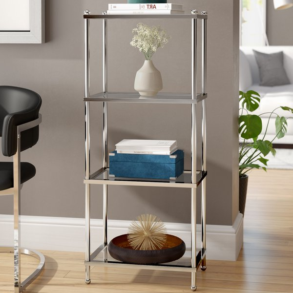 Bookcases For Preferred Saskia Etagere Bookcases (View 14 of 20)