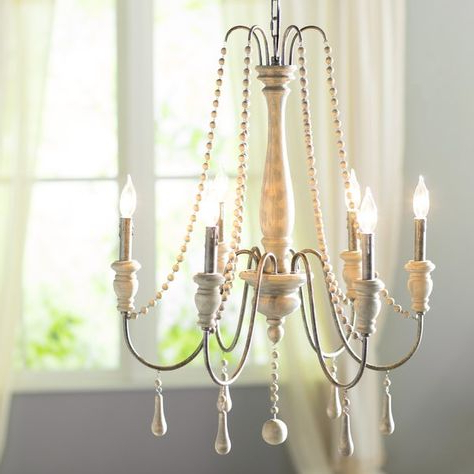 Bouchette Traditional 6 Light Candle Style Chandeliers In Fashionable Pinterest – Пинтерест (View 8 of 30)