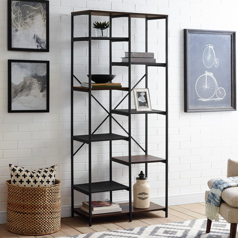 Featured Photo of Bowman Etagere Bookcases