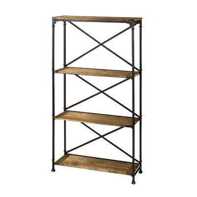 Bowman Etagere Bookcases Pertaining To Newest Etagere Bookcase In  (View 8 of 20)
