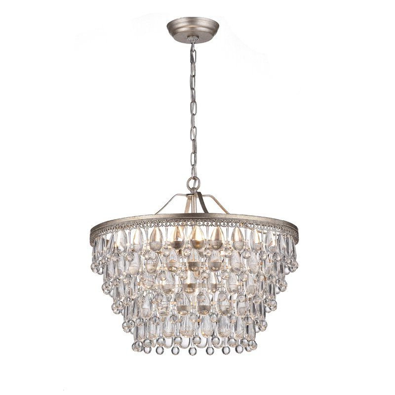 Bramers 6 Light Novelty Chandelier In 2019 (Gallery 3 of 30)