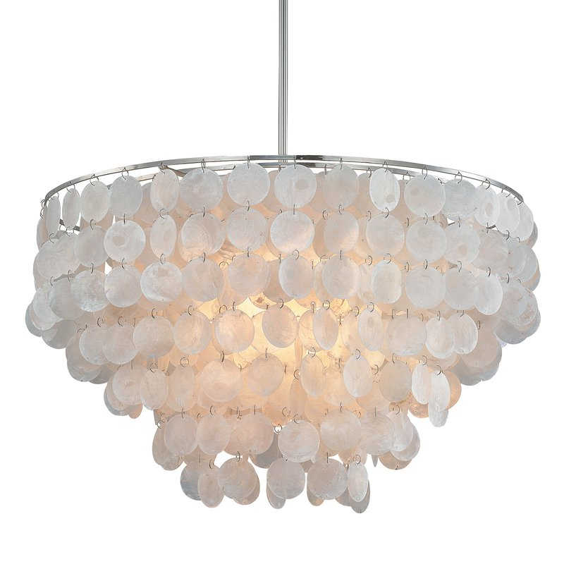 Bramers 6 Light Novelty Chandeliers Intended For Popular Henry 6 Light Crystal Chandelier (Gallery 12 of 30)