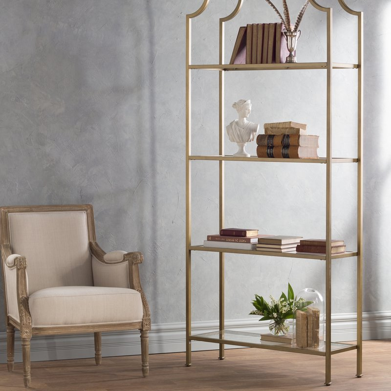 Buchanan Etagere Bookcase Throughout Preferred Buchanan Etagere Bookcases (View 1 of 20)