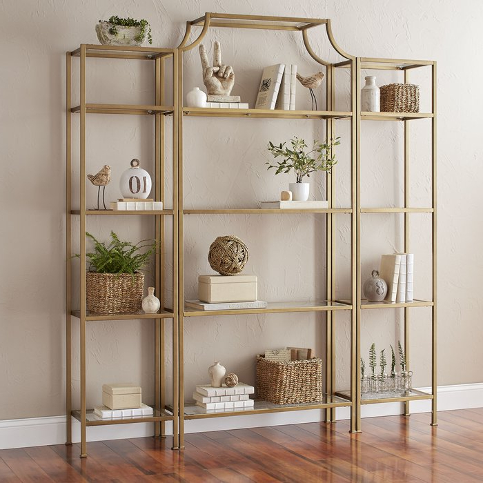 Buchanan Etagere Bookcases Regarding Most Up To Date Buchanan Etagere Bookcase (View 3 of 20)