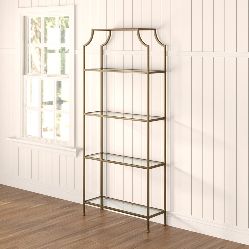 Buchanan Etagere Bookcases With Fashionable Buchanan Etagere Bookcase (View 5 of 20)