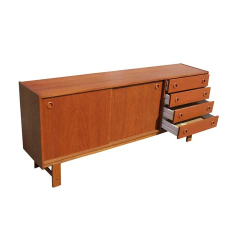 Buffet Furniture Credenza – Skivviebox In Best And Newest Courtdale Sideboards (Gallery 15 of 20)
