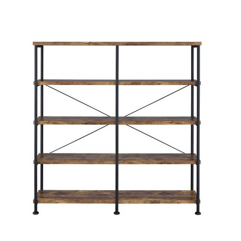 Caitlyn Etagere Bookcase Intended For Famous Caitlyn Etagere Bookcases (View 3 of 20)