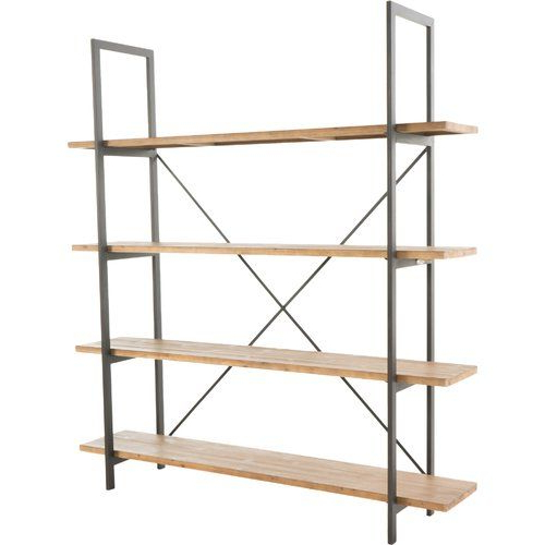 Caitlyn Etagere Bookcases In Most Up To Date Caitlyn Etagere Bookcase (Gallery 4 of 20)
