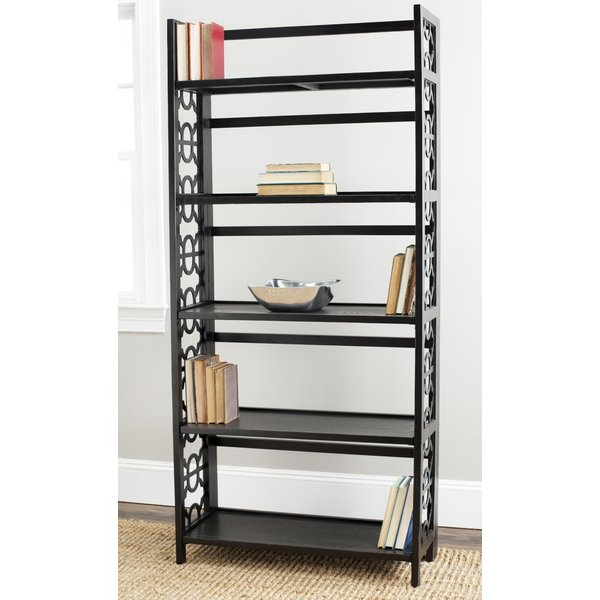 Caitlyn Etagere Bookcases Within Most Recent Caitlyn Etagere Bookcaseunion Rustic Great Reviews On (View 11 of 20)