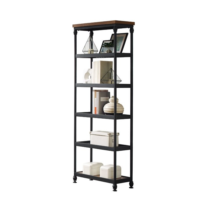Caldwell Etagere Bookcases Intended For Most Recently Released Hogans Etagere Bookcase (View 5 of 20)