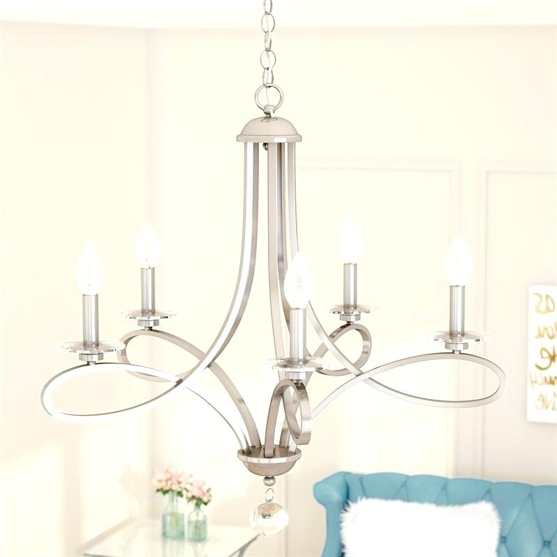 Candle Light Chandelier – Nanocalm (View 6 of 30)