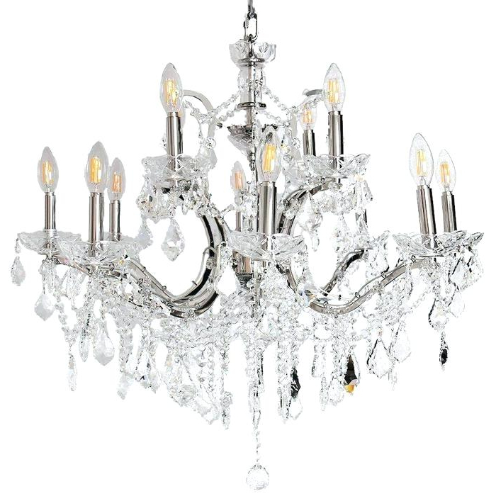 Candle Style Chandelier – Addanah (View 30 of 30)