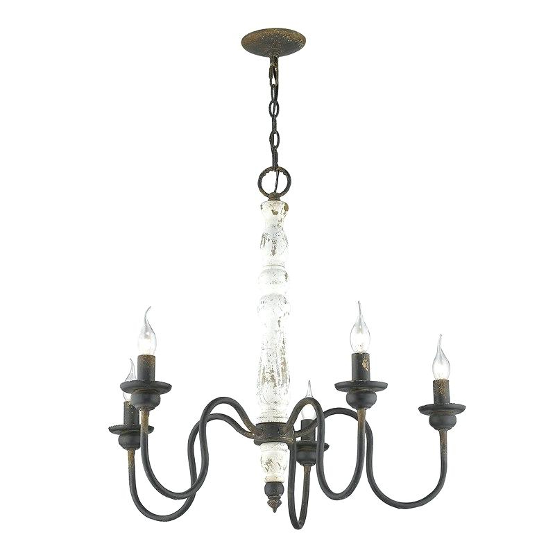 Candle Style Chandelier In Widely Used Armande Candle Style Chandeliers (View 16 of 30)