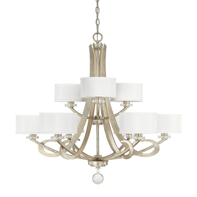 Capital Lighting Fixture Company Pertaining To Mcknight 9 Light Chandeliers (View 17 of 30)