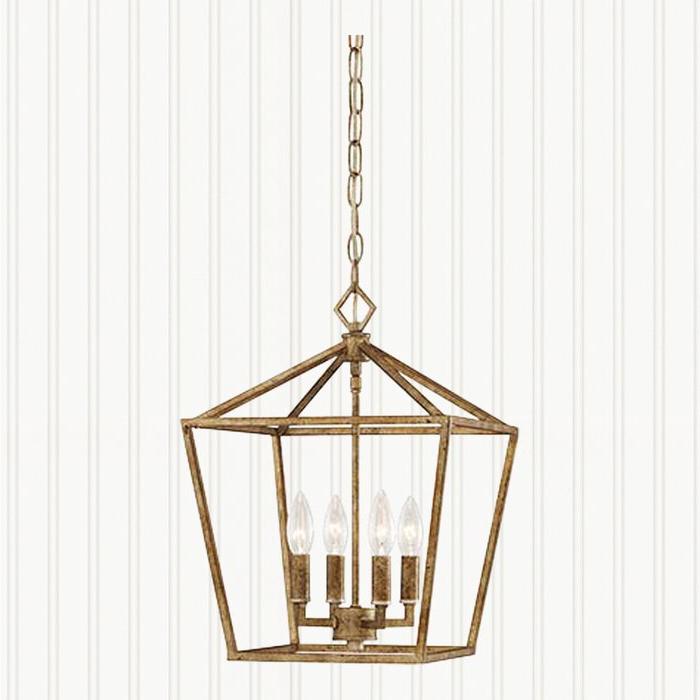 Carmen 8 Light Lantern Tiered Pendants With Fashionable Varnum 4 Light Lantern Pendant (View 14 of 30)