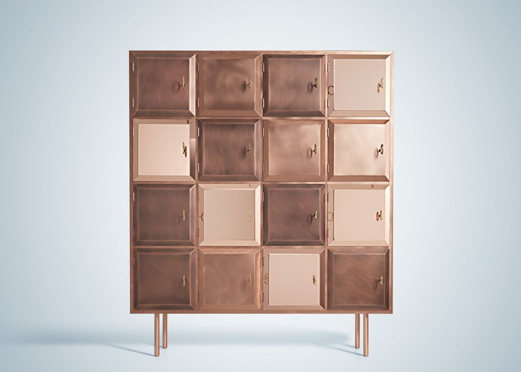 Castelli Sideboards Regarding Most Recently Released Longing Cabinet Sideboard – Bonaldo Montréal (View 6 of 20)