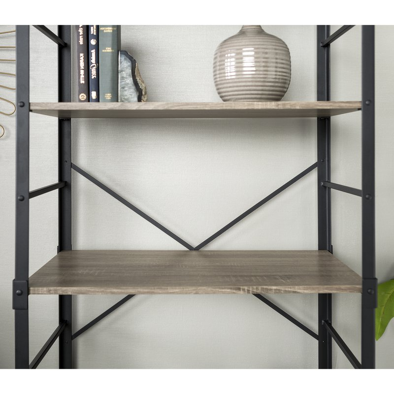 Cecelia Etagere Bookcases In Current Cecelia Etagere Bookcase (View 5 of 20)