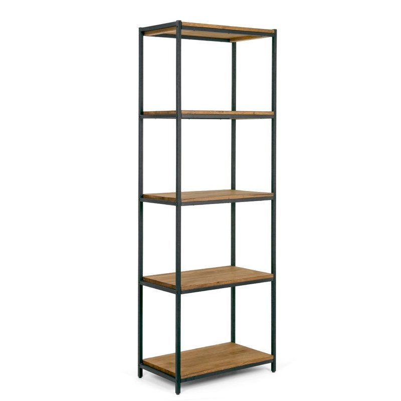 Champney Etagere Bookcase (Gallery 11 of 20)