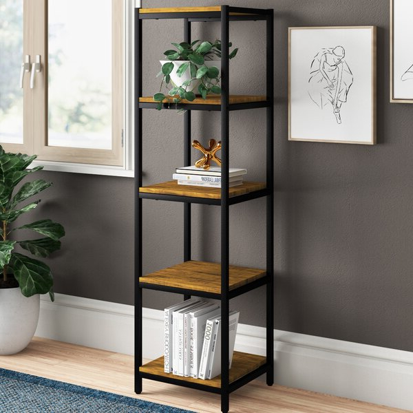 Champney Etagere Bookcasezipcode Design No Copoun With Well Liked Champney Modern Etagere Bookcases (View 3 of 20)