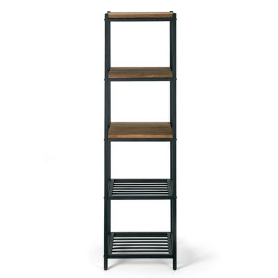Champney Modern Etagere Bookcase For Popular Champney Etagere Bookcases (Gallery 6 of 20)