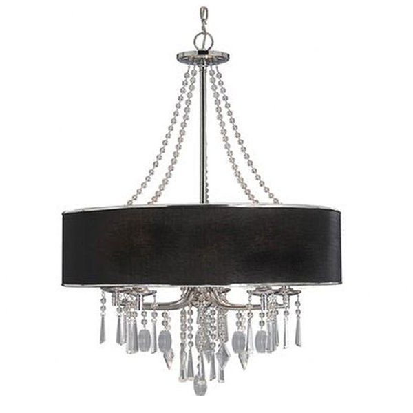 Chandelier For Well Known Abel 5 Light Drum Chandeliers (View 9 of 30)