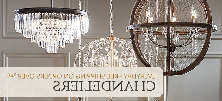 Chandelier Options Intended For Ricciardo 4 Light Globe Chandeliers (Gallery 14 of 30)