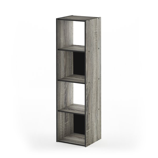 Chastain Storage Cube Unit Bookcases Regarding Well Known Anzalone Cube Bookcaseebern Designs (View 6 of 20)
