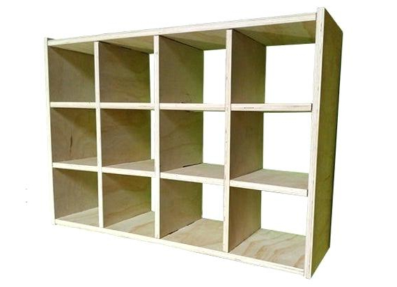 Chastain Storage Cube Unit Bookcases Regarding Well Known Storage Cube Shelving – Shakirastiverson.co (Gallery 7 of 20)