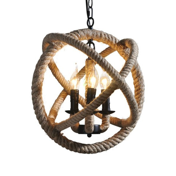 Cheap Carmen 4 Light Pendantlaurel Foundry Modern With Best And Newest Bramers 6 Light Novelty Chandeliers (Gallery 30 of 30)