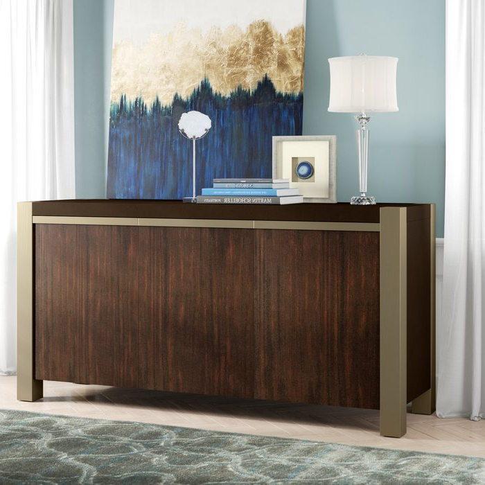 Cher Sideboards In Widely Used Cher Credenza (View 6 of 20)