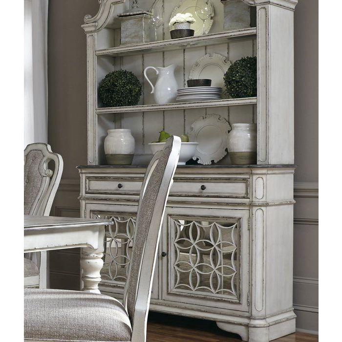 China Cabinet Inside Fashionable Tiphaine Sideboards (View 2 of 20)