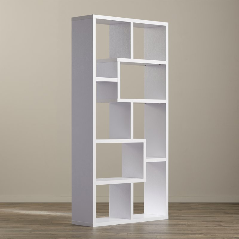 Chrysanthos Etagere Bookcase For Most Recently Released Chrysanthos Etagere Bookcases (Gallery 1 of 20)