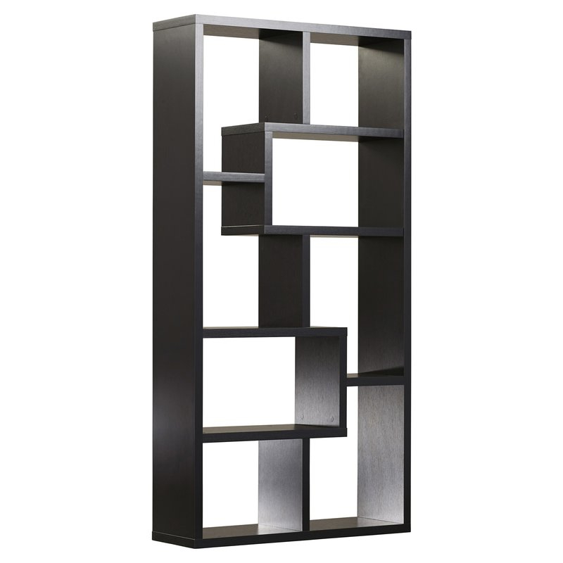Chrysanthos Etagere Bookcases Pertaining To Fashionable Mercury Row Chrysanthos Etagere Bookcase (View 3 of 20)