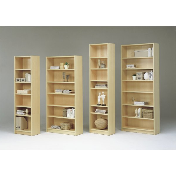 Cifuentes Dual Etagere Bookcasewilliston Forge Best On With Newest Cifuentes Dual Etagere Bookcases (View 8 of 20)