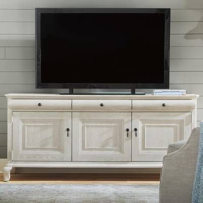 """Colefax Vintage Tv Stands For Tvs Up To 78"""" With Regard To Preferred Birch Lane™ Heritage Calila Tv Stand For Tvs Up To (View 14 of 20)"""