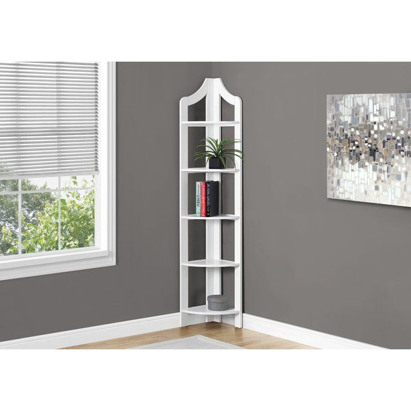 Corner Regarding Fuhrmann Corner Bookcases (Gallery 15 of 20)