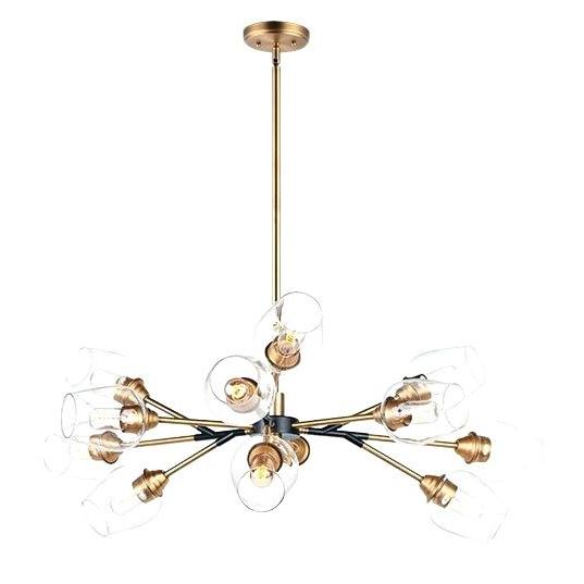 Corona 12 Light Sputnik Chandeliers Inside Preferred 12 Light Chandelier (Gallery 10 of 30)