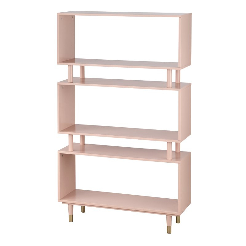 Crowley Standard Bookcase Within Famous Ignacio Standard Bookcases (Gallery 12 of 20)