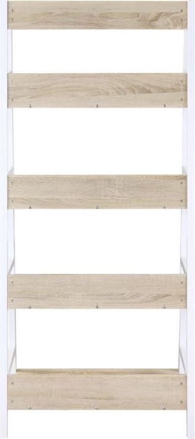 Crowley Standard Bookcases With Regard To Most Popular Crowley Weathered Natural Bookcase (Gallery 14 of 20)