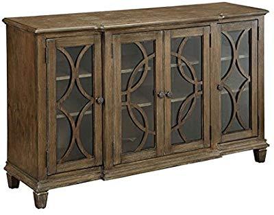 Current Amazon – Hooker Furniture Palisade Buffet In Walnut Regarding Palisade Sideboards (View 9 of 20)