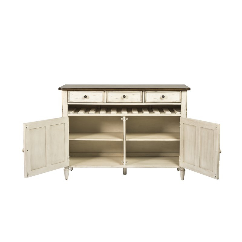 Current Baleine 3 Drawer Sideboard With Baleine 3 Drawer Sideboards (View 8 of 20)