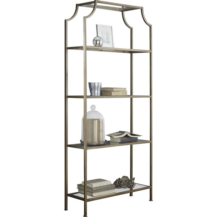 Current Buchanan Etagere Bookcases In Buchanan Etagere Bookcase (View 9 of 20)