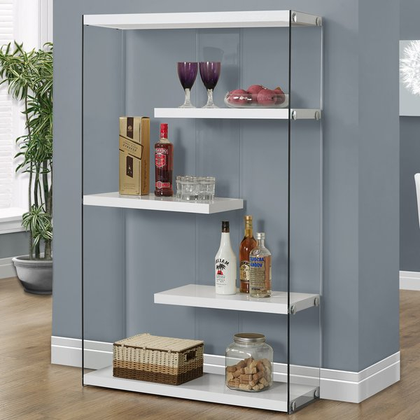 Current Cantrell Standard Bookcasemonarch Specialties Inc. Great For Maryln Standard Bookcases (Gallery 11 of 20)