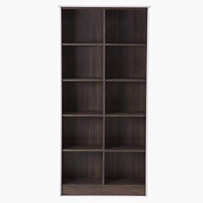Current Fresno Standard Bookcases With Regard To Home Centre Fresno Book Case: Amazon.in: Home & Kitchen (Gallery 7 of 20)