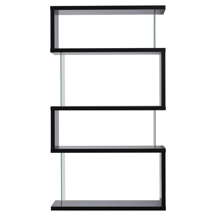 Current Ignacio Standard Bookcase Within Ignacio Standard Bookcases (View 6 of 20)