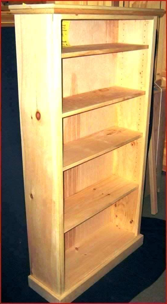 Current Kit Bookcases For Unfinished Pine Bookcase Kit Uk Wood Chair Kits Furniture (View 4 of 20)
