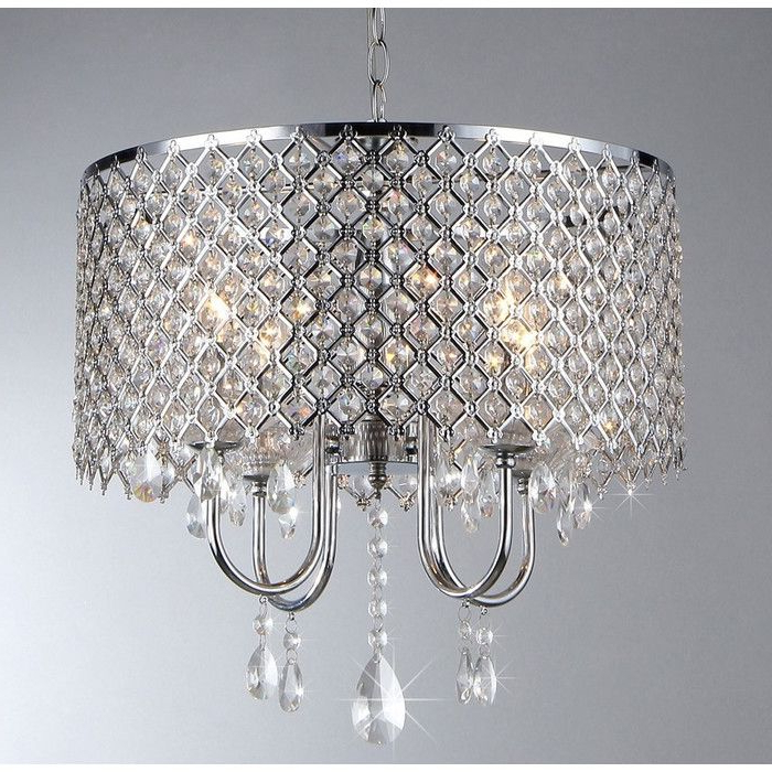 Current Pin On New House For Lindsey 4 Light Drum Chandeliers (Gallery 15 of 30)