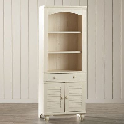 """Current Pinellas Standard Bookcases Intended For Amazon: Pinellas 72"""" Standard Bookcasebeachcrest (Gallery 5 of 20)"""