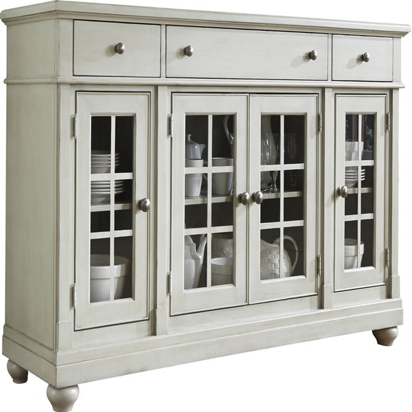 Current Raquette Sideboards Inside Farmhouse & Rustic Sideboards & Buffets (Gallery 18 of 20)